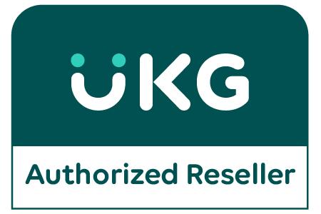 UKG Authorized Reseller logo